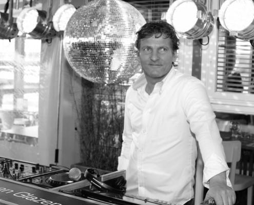 Bruiloft DJ Gilbert