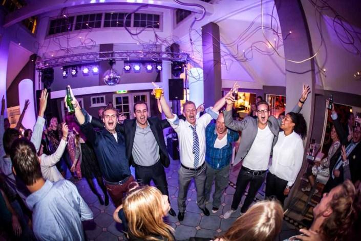 Bruilofts feest Stephan & Lianne-135