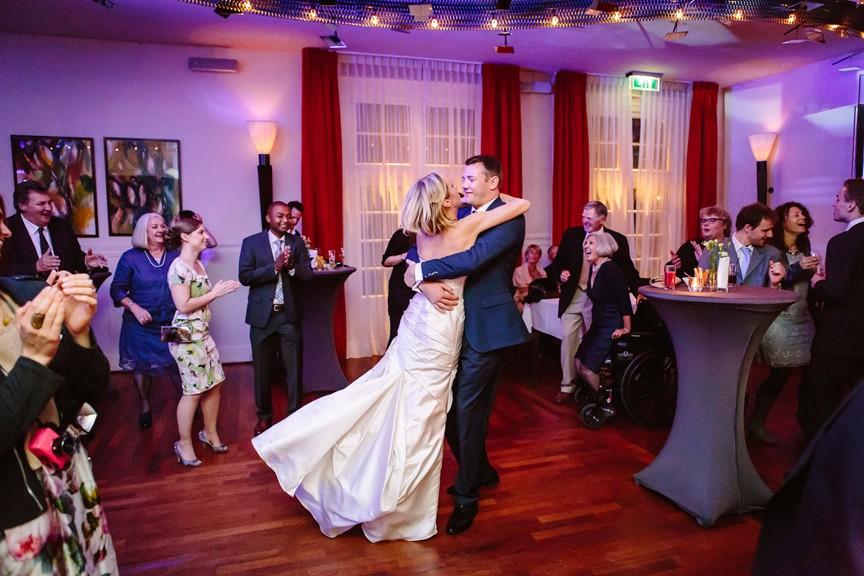 luxe bruiloft